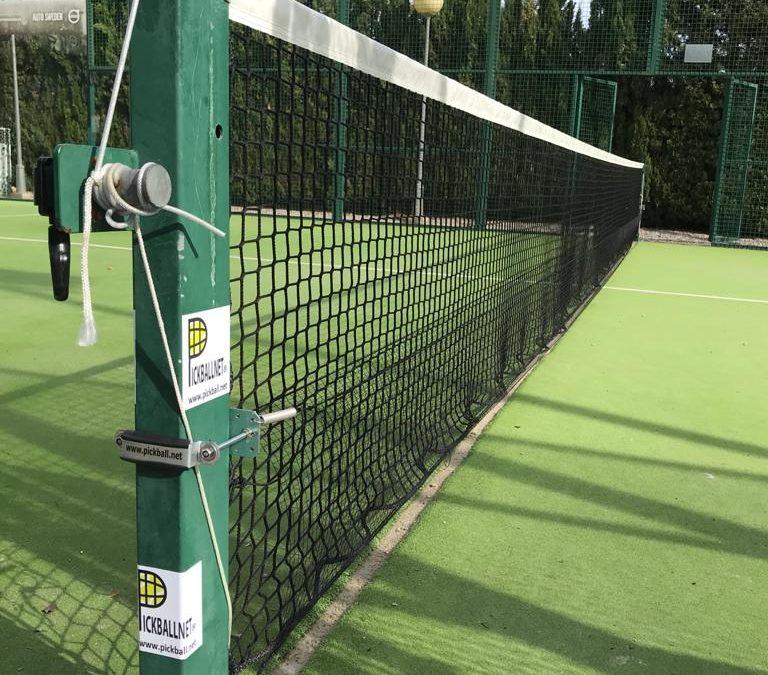 Nuevo sistema recogepelotas PICKBALLNET en Sport&Life Academy